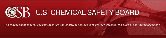 CSB publie son rapport final sur les rejets de produits chimiques chez MGPI Industries; Le rapport met l'accent sur la prévention de mélange par inadvertance