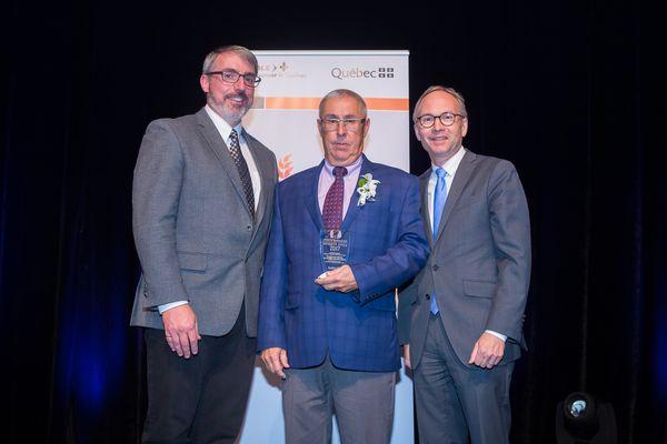 Le CRAIM, Lauréat 2017 du Mérite québécois de la sécurité civile