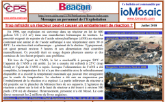 Bulletin BEACON – Juillet 2018