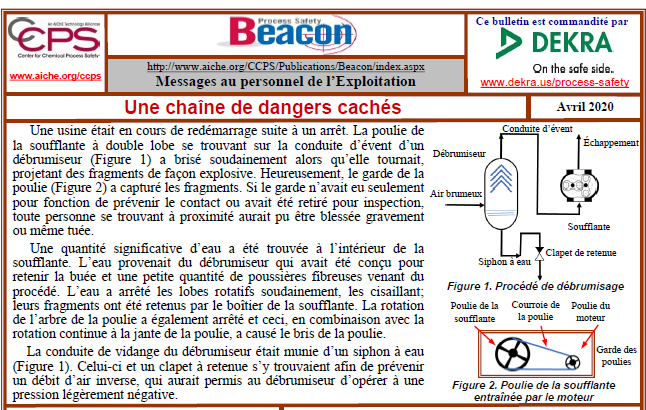 Beacon avril 2020