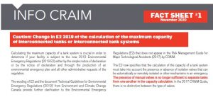 Info CRAIM – Fact sheet #1
